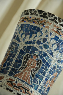 Handmade Mosaic Magic Cup