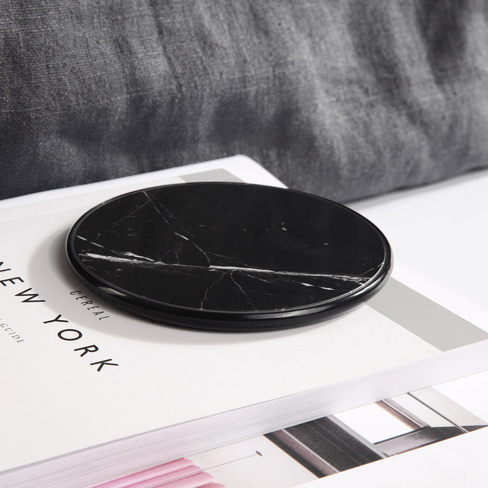 Handmade Marble Wireless Charger