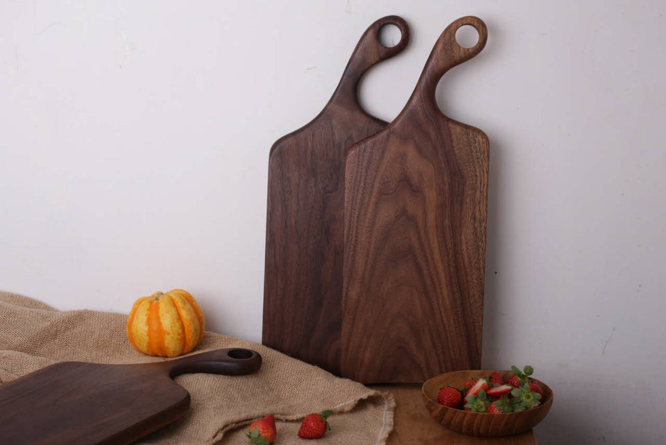 American Black Walnut Twin Cutting Board