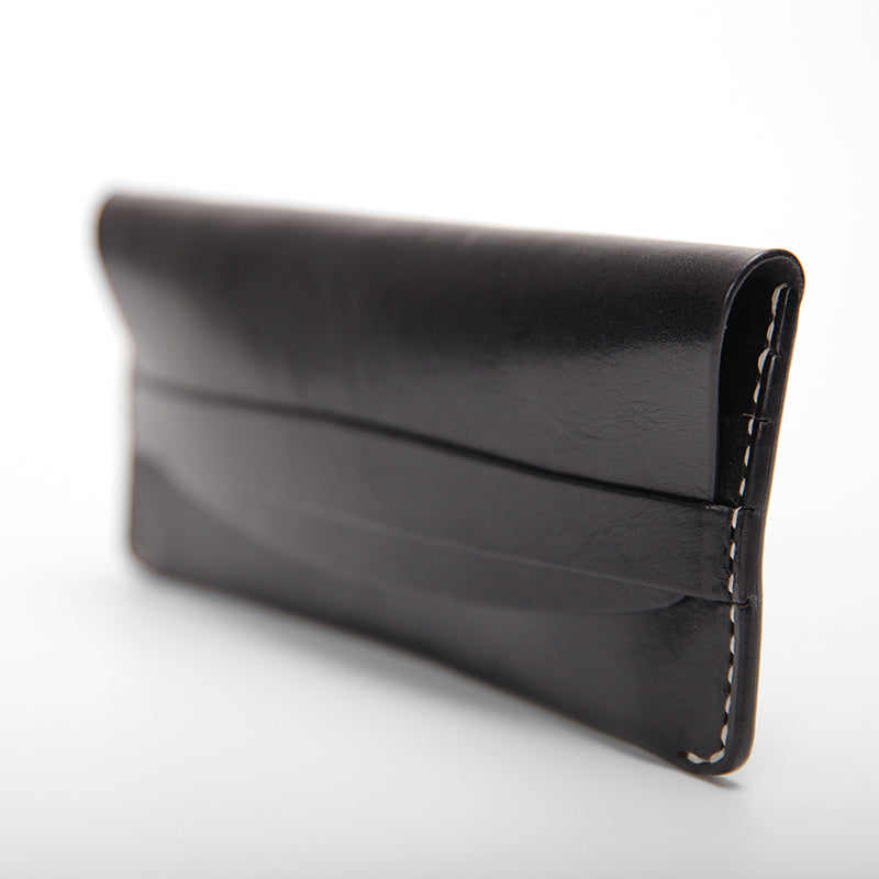 Handmade Long Leather Wallet