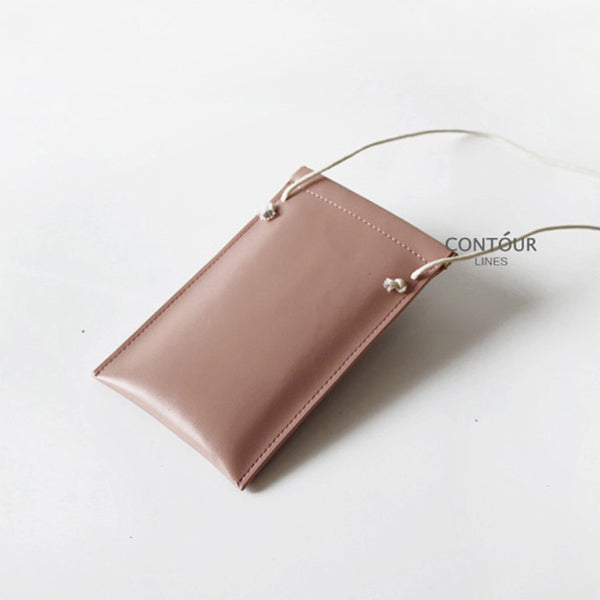 Leather Cellphone Pouch
