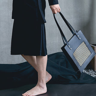 Handmade Paradigm Shoulder Bag