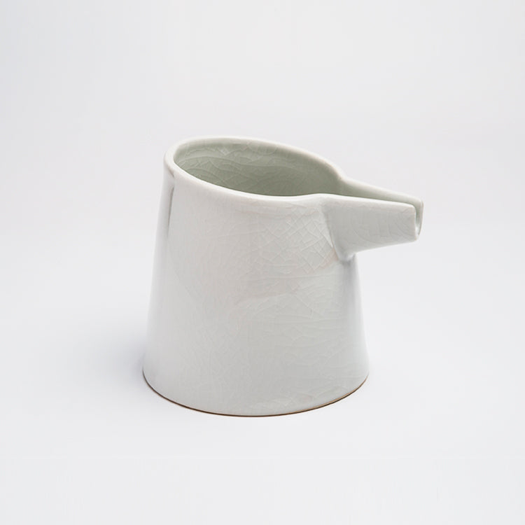 Iceberg Designed Ceramic Pitcher