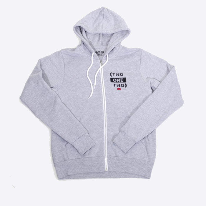 212 ZIP-UP SWEATSHIRT