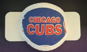 Chicago Cubs Inspired- Germ Freak Designer Face Mask by Dena Tyson - Germ Freak by DenaTyson