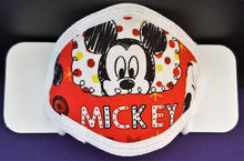 Little Cuties Mickey Mouse Mask - Germ Freak by DenaTyson
