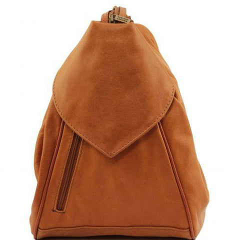 buy handmade leather backpack online