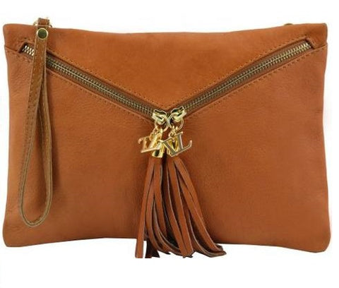 buy leather clutch bags online