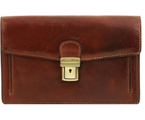 order leather handy wrist bag online