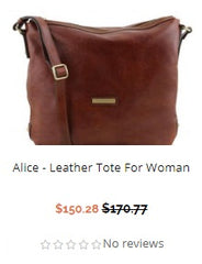 shop leather tote bags online