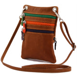 TL Bag - Soft leather mini cross bag leather bags for men