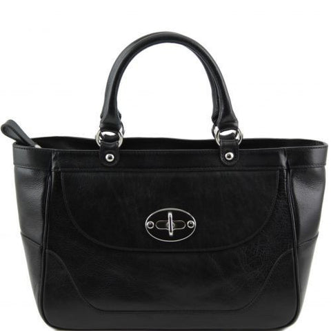 TL NeoClassic - Lady leather handbag