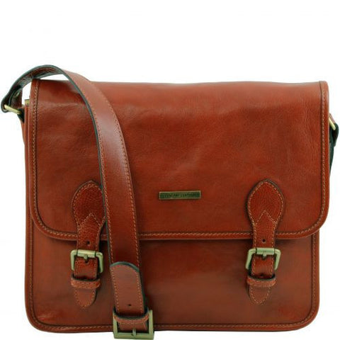 TL Postman - Leather messenger bag