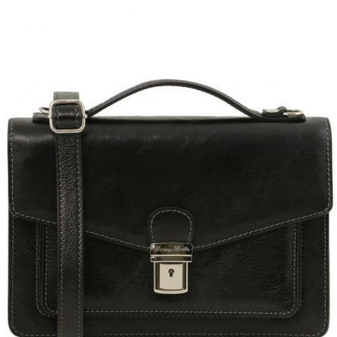 Eric - Leather Crossbody Bag