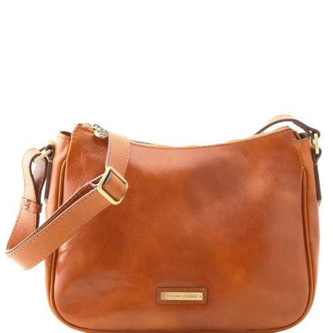 Cristina - Leather shoulder bag
