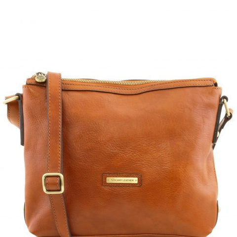Alice - Leather tote for woman