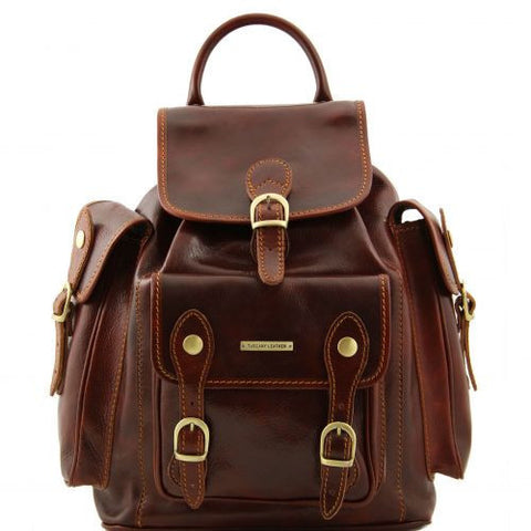 Pechino - Leather Backpack