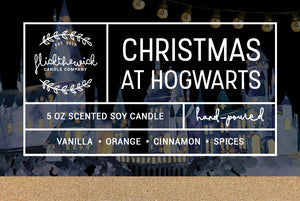 Christmas at Hogwarts - Limited Signature Collection
