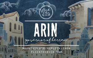 Arin (Governor of Herran) - The Winner's Curse