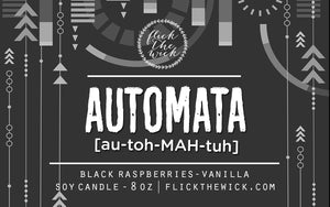 Automata - Lifel1k3 Inspired - Flick The Wick