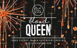 Blood Queen - Furyborn Inspired - Flick The Wick