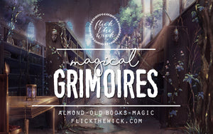 Magical Grimoires - Sorcery of Thorns - Flick The Wick