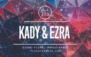 Kady & Ezra - Illuminae - Flick The Wick