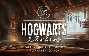 Hogwarts Kitchen - Flick The Wick