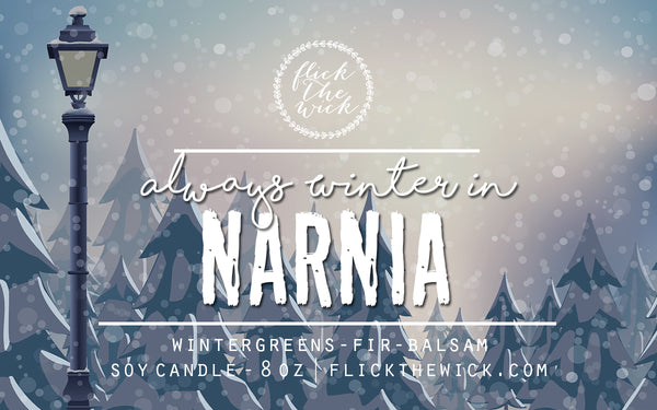 Always Winter in Narnia - The Chronicles of Narnia