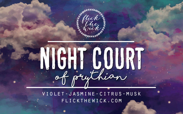 Night Court - Flick The Wick