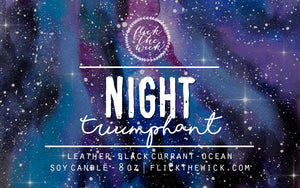 Night Triumphant - Flick The Wick