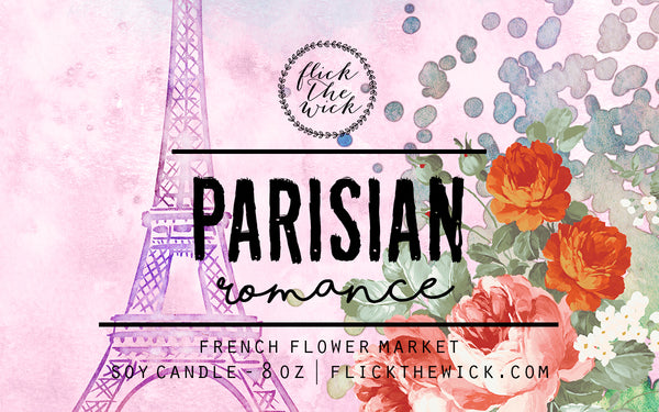 Parisian Romance - Anna & the French Kiss