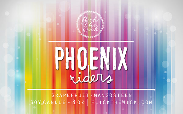 Phoenix Riders - Warcross Inspired