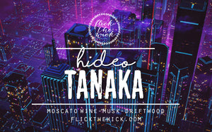 Hideo Tanaka - Warcross Inspired - Flick The Wick