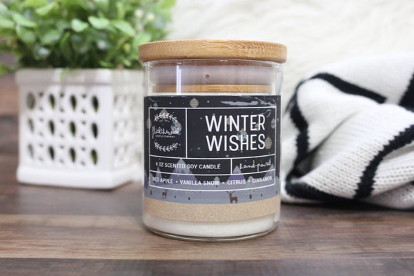 Winter Wishes - Signature Collection - Flick The Wick