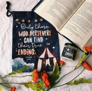 Caraval Drawstring Pouch - Flick The Wick