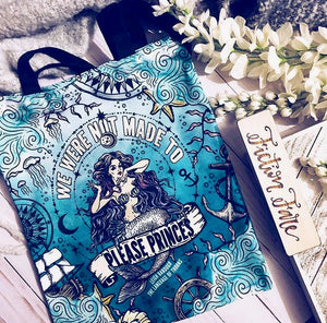 Mermaid Tote Bag (The Language of Thorns) - Flick The Wick