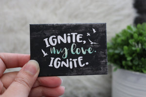 Ignite Magnet - Shatter Me - Flick The Wick