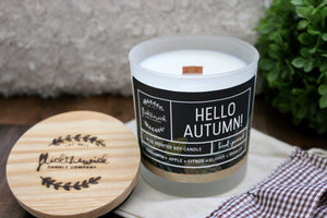Hello Autumn! - Signature Collection - Flick The Wick