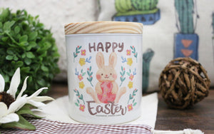 Happy Easter (Bunny) - Quote Collection - Flick The Wick