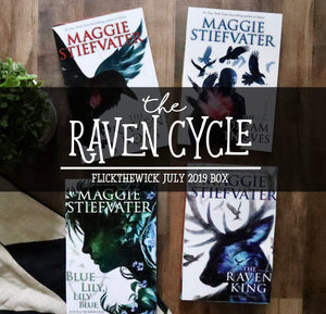 July Box - The Raven Cycle - Flick The Wick