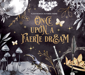 October Box - Once Upon a Faerie Dream - Flick The Wick