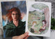 5x7 Double-sided Kvothe/LotR Art Print - Flick The Wick