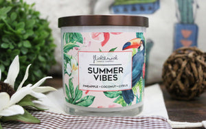 Summer Vibes - Signature Home Collection - Flick The Wick