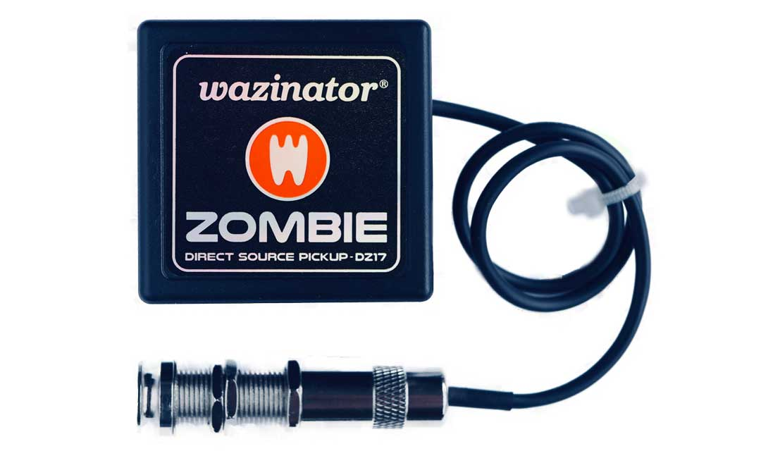Wazinator Zombie - Create a MASSIVE kick drum