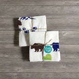 Brown Bear - Towel Set