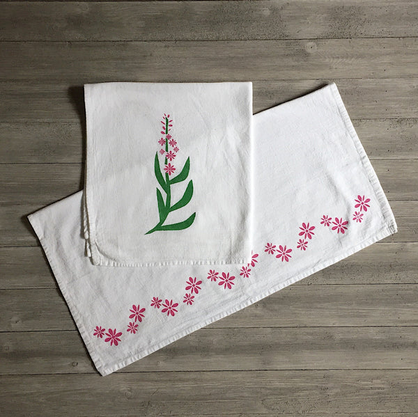 Fireweed - Towel Set