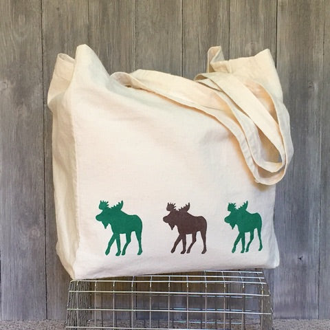 Moose - Tote Bag