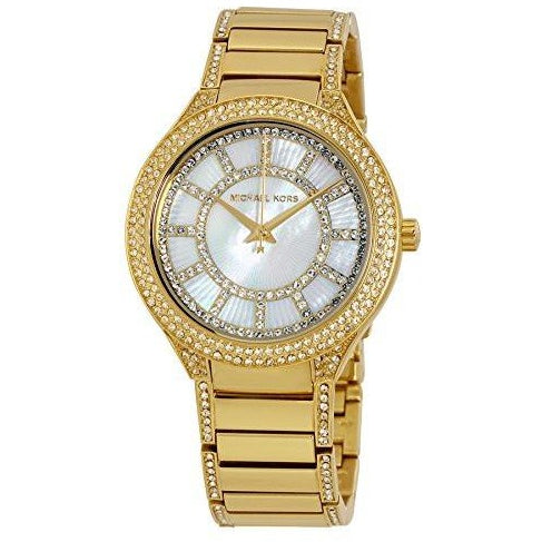 Michael Kors Women s Kerry Gold Tone Watch MK3312