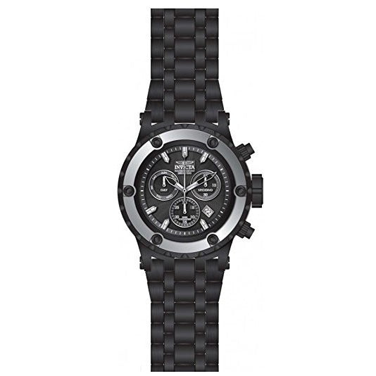 Invicta Subaqua Chronograph Black Dial Mens Watch 23925